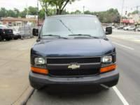 2007 Chevrolet Express Vans Express 1500 Cargo Van Blue V6