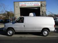 2012 Ford Econoline Vans E-250 Cargo Van*Silver*Chrome Front*Loaded*CL