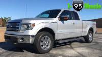 Used 2014 Ford F-150 Lariat 4x4 EcoBoost