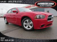 PRE-OWNED 2012 DODGE CHARGER SXT RWD 4DR CAR