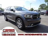 2014 Dodge Durango Limited AWD Limited SUV