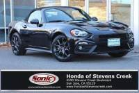Used 2017 FIAT 124 Spider Elaborazione Abarth Convertible