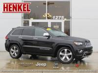 PRE-OWNED 2014 JEEP GRAND CHEROKEE OVERLAND 4X4 4WD