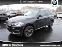 2015 BMW X5 xDrive35d XLINE COLD WEATHER SUV All-wheel Drive