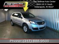 Pre-Owned 2016 Chevrolet Traverse LS FWD SUV