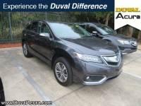 Used 2016 Acura RDX For Sale | Jacksonville FL