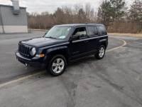 2014 Jeep Patriot Latitude 4x4
