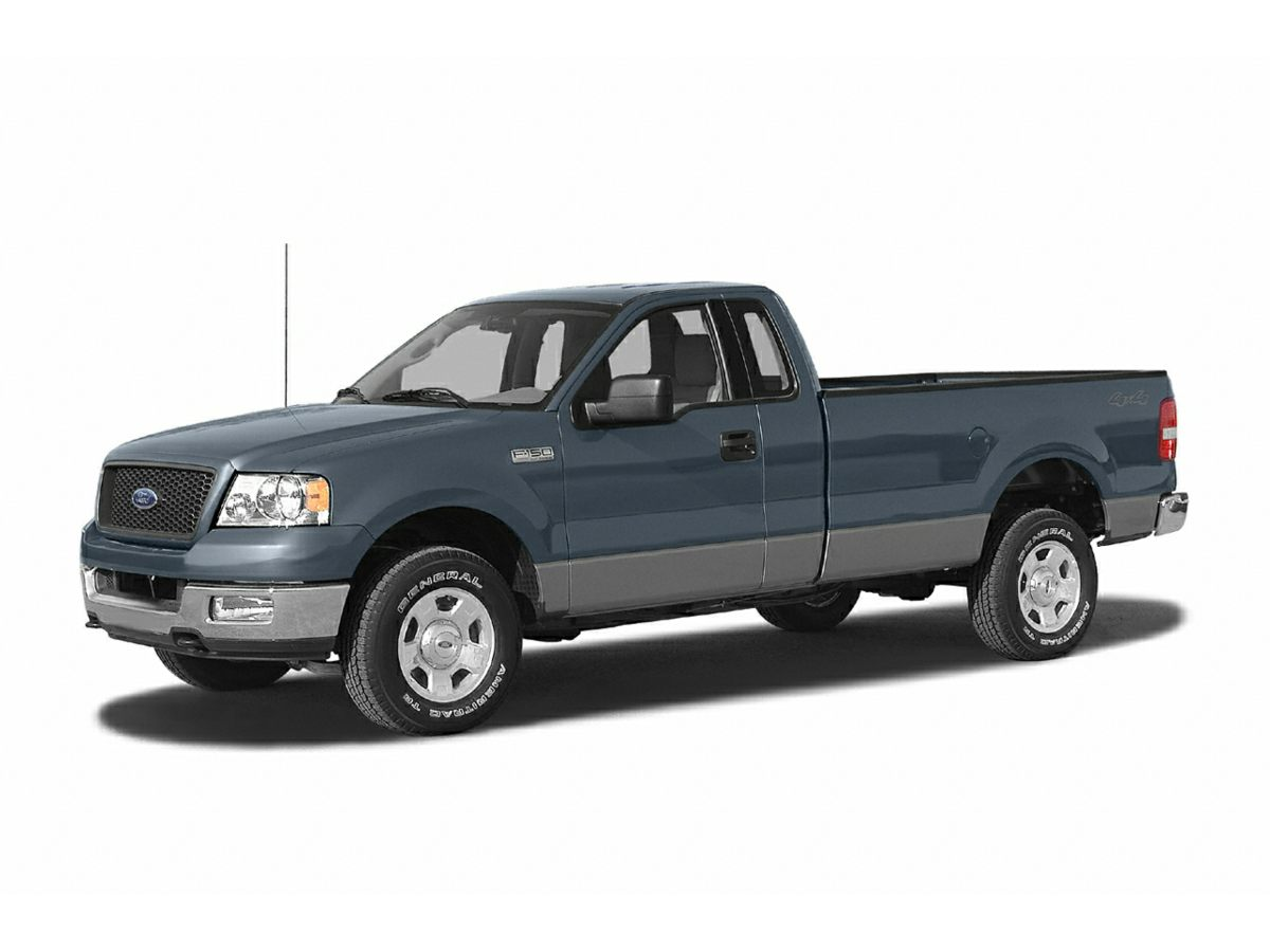 Photo PRE-OWNED 2004 FORD F-150 FX4 4WD