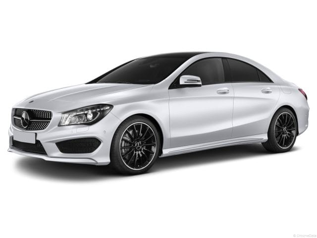 Photo Used 2014 Mercedes-Benz CLA-Class CLA 250 4dr Sdn FWD in Houston, TX