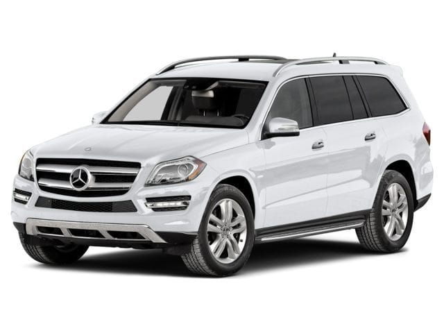 Photo Used 2014 Mercedes-Benz GL-Class GL 450 4matic 4dr in Houston, TX