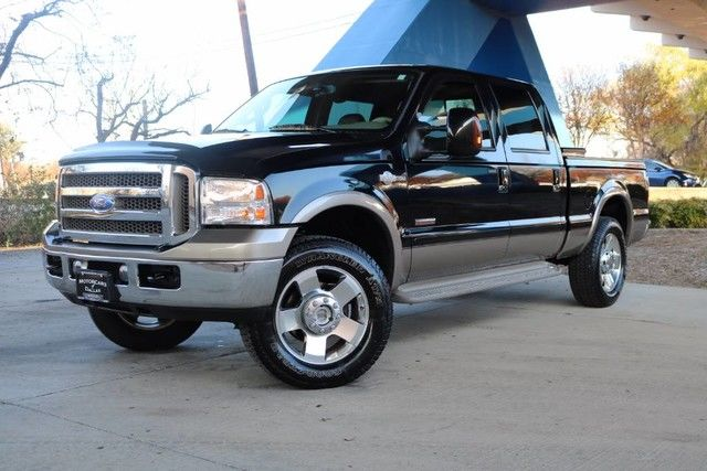 Photo 2006 Ford Super Duty F-250 King Ranch