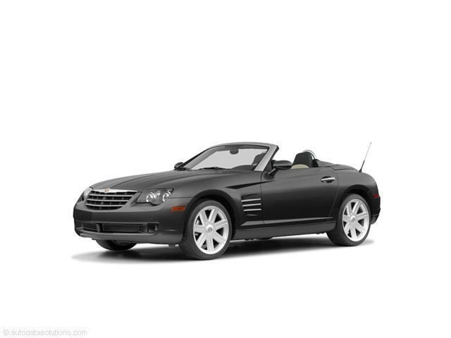 Photo Used 2005 Chrysler Crossfire Convertible 6 in Tulsa, OK