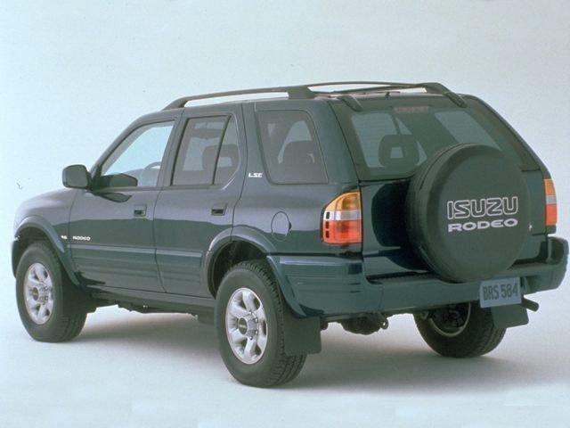 Photo Used 1999 Isuzu Rodeo S SUV 4x2 in Arlington