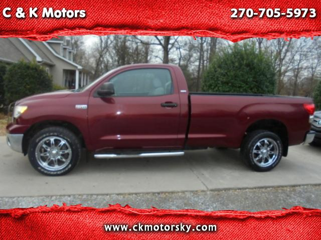 Photo 2007 Toyota Tundra Regular Cab LB 6AT 4WD