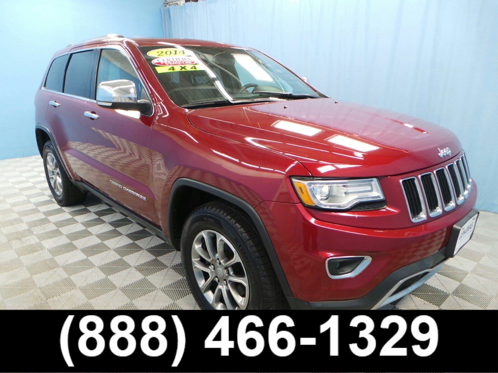 Photo 2014 Jeep Grand Cherokee Limited 4WD Limited