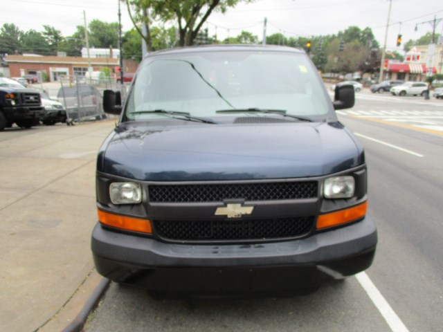Photo 2007 Chevrolet Express Vans 1500 Cargo Van Blue