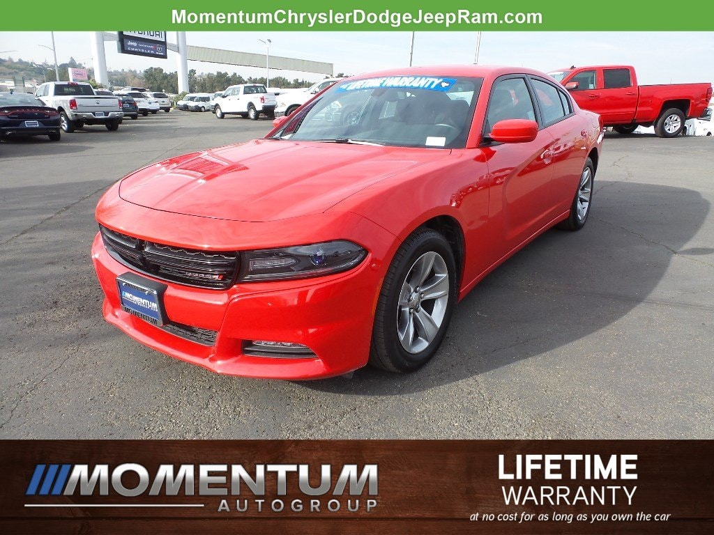 Photo Used 2017 Dodge Charger SXT SXT RWD in Fairfield CA