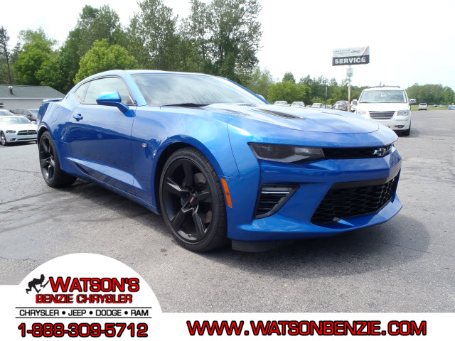 Photo 2016 Chevrolet Camaro SS SS Coupe w1SS
