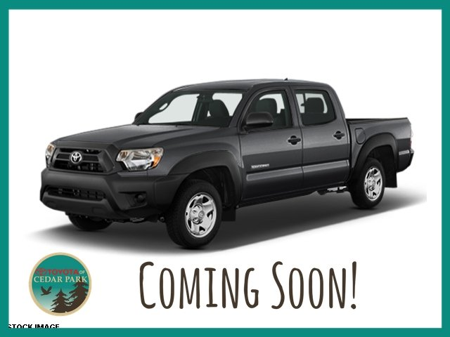 Photo Certified Pre-Owned 2014 Toyota Tacoma 2WD Double Cab V6 AT PreRunner Crew Cab Pickup