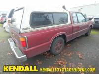 1993 Mazda B2600I Base Truck Extended Cab 4x2