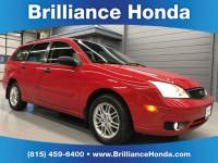 Pre-Owned 2007 Ford Focus SES 4D Station Wagon