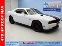 2013 Dodge Challenger SRT8 Rear-wheel Drive