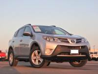 2014 Toyota RAV4 XLE Navigation, Sunroof & Alloy Wheels SUV All-wheel Drive 4-door
