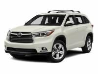 2015 Toyota Highlander XLE - Toyota dealer in Amarillo TX – Used Toyota dealership serving Dumas Lubbock Plainview Pampa TX