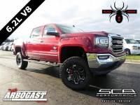 New 2018 GMC Sierra 1500 Black Widow Lifted Truck 4WD