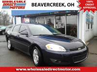2008 ChevroletImpala 4dr Sdn 3.9L LT