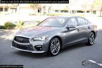 2014 INFINITI Q50 AWD Hybrid LOADED: Sport, Deluxe Technology Package & CPO Certified!