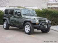 2008 Jeep Wrangler Unlimited Rubicon SUV