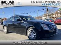 Used 2012 CADILLAC CTS Standard AWD in Pittsfield MA