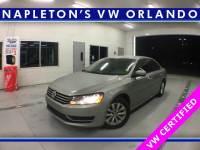 Used Volkswagen Passat 1.8T in Orlando, Fl.