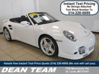 Used 2009 Porsche 911 Turbo Cabriolet Turbo in St. Louis, MO