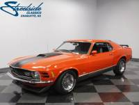 1970 Ford Mustang Mach 1 $42,995