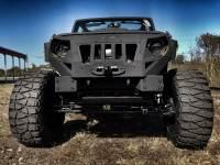 Used 2017 Jeep Wrangler Unlimited CUSTOM RHINO MILITARY ARMOR LEATHER 24S 4.88