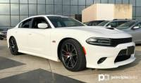 Used 2016 Dodge Charger R/T Scat Pack, Aluminum Wheels, Navigation, Power Sedan For Sale San Antonio, TX