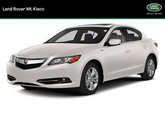 Photo 2013 Acura ILX Hybrid Tech Pkg 4dr Car