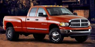 Photo PRE-OWNED 2003 DODGE RAM 3500 ST 4WD
