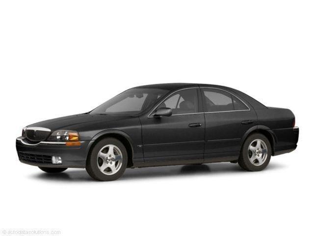 Photo 2002 Lincoln LS V8 Auto Sedan
