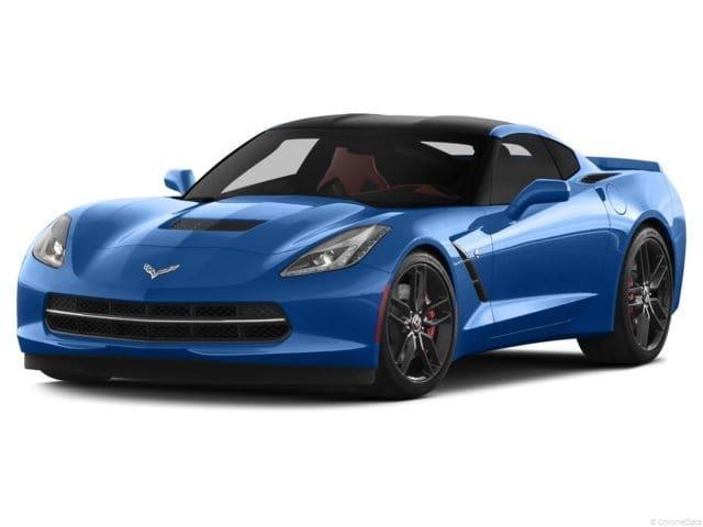 Photo Used 2014 Chevrolet Corvette Stingray For Sale  Cicero NY