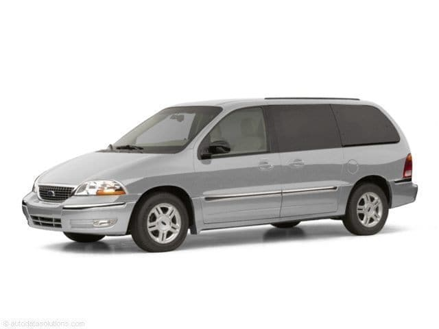 Photo Used 2002 Ford Windstar Wagon For Sale in Fairfield, TX