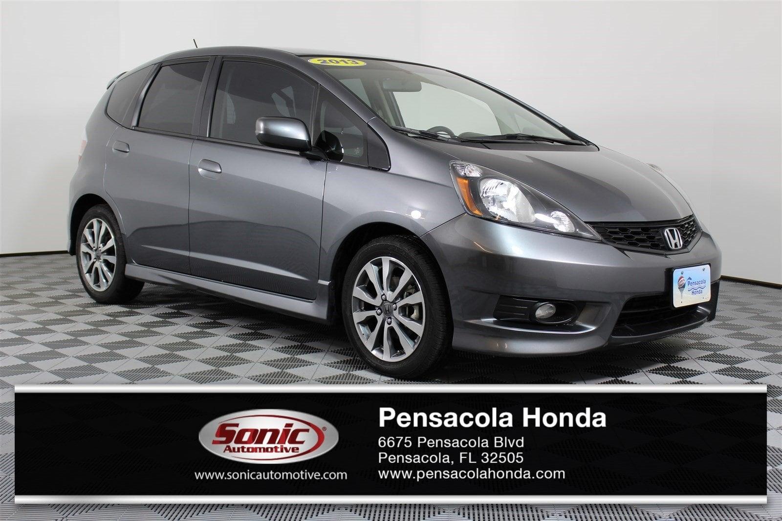 Photo 2013 Honda Fit Sport 5dr HB Auto in Pensacola