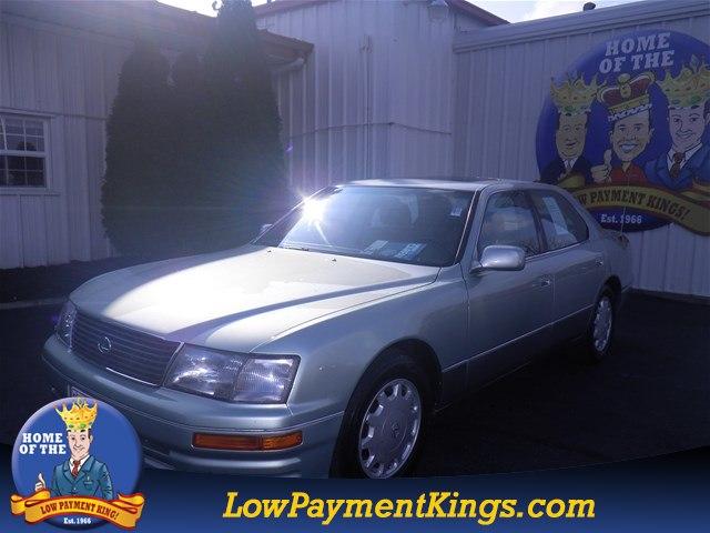 Photo 1997 LEXUS LS 400 Sedan RWD