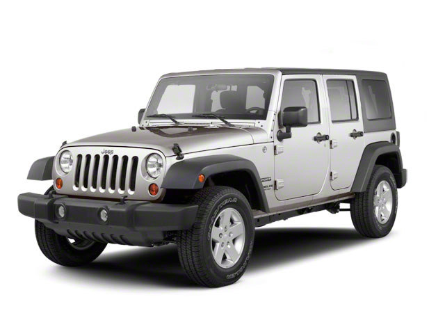 Photo Used 2011 Jeep Wrangler Unlimited Sport Sport Utility For Sale St. Clair , Michigan