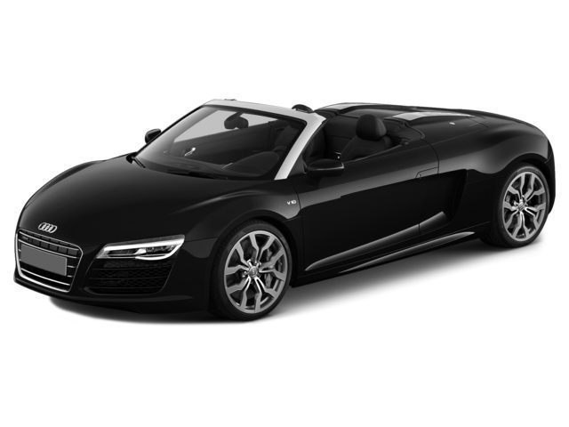 Photo Used 2015 Audi R8 V8 Convertible for Sale near Atlanta, GA
