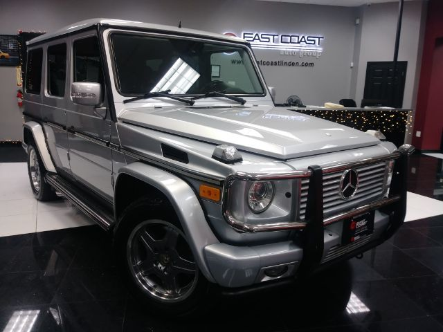 Photo 2008 Mercedes-Benz G-Class G55 AMG LOADED HEATED LEATHER SEATS SUNROOF DVD ENTERTAINMENT