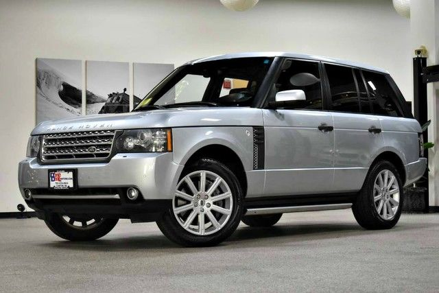 Photo 2010 Land Rover Range Rover Supercharge