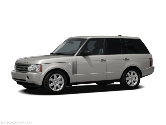 Photo Used 2006 Land Rover Range Rover HSE SUV in Hazelwood  Greater St. Louis MO